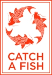 Catch a Fish Acupuncture Wellness logo