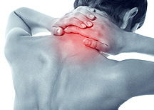 Neck pain @ Catch a Fish Acupuncture and Wellness